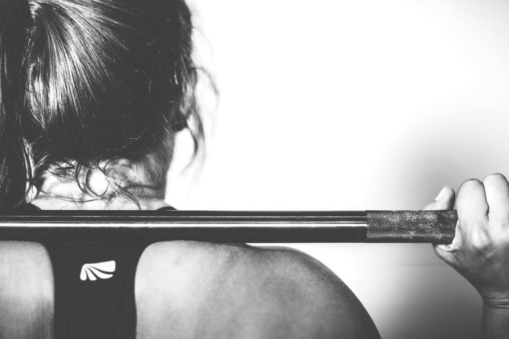 Sporten om je hoofd leeg te maken