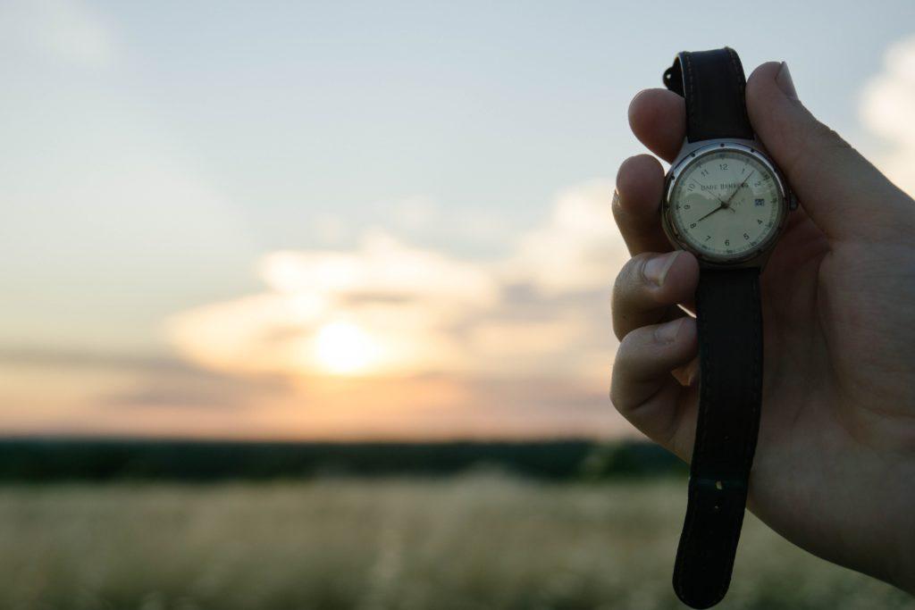 Wat doen we met onze tijd?